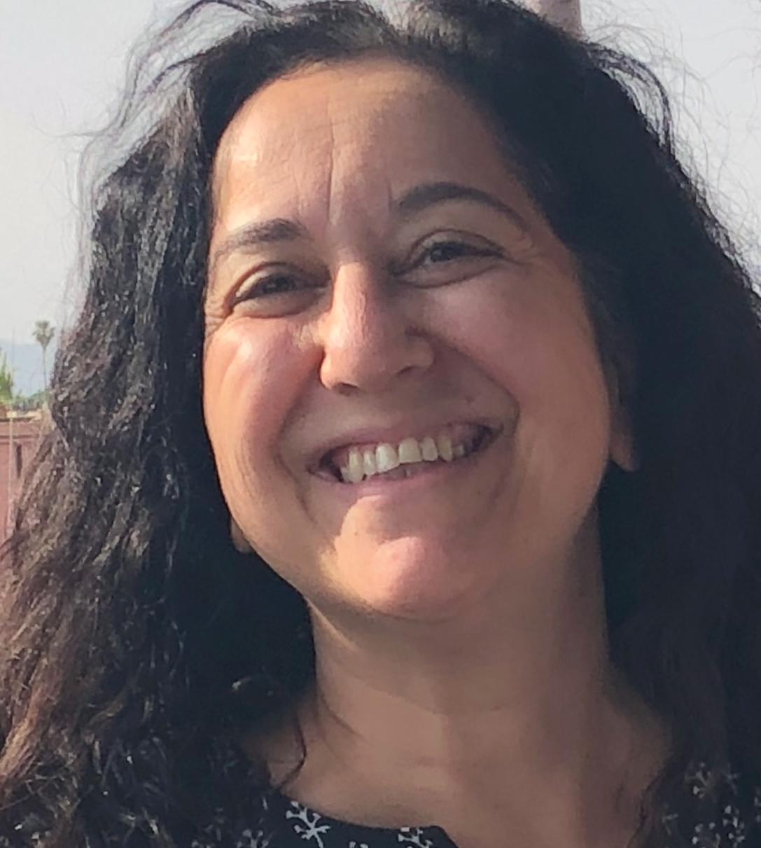 Azadeh Khalili