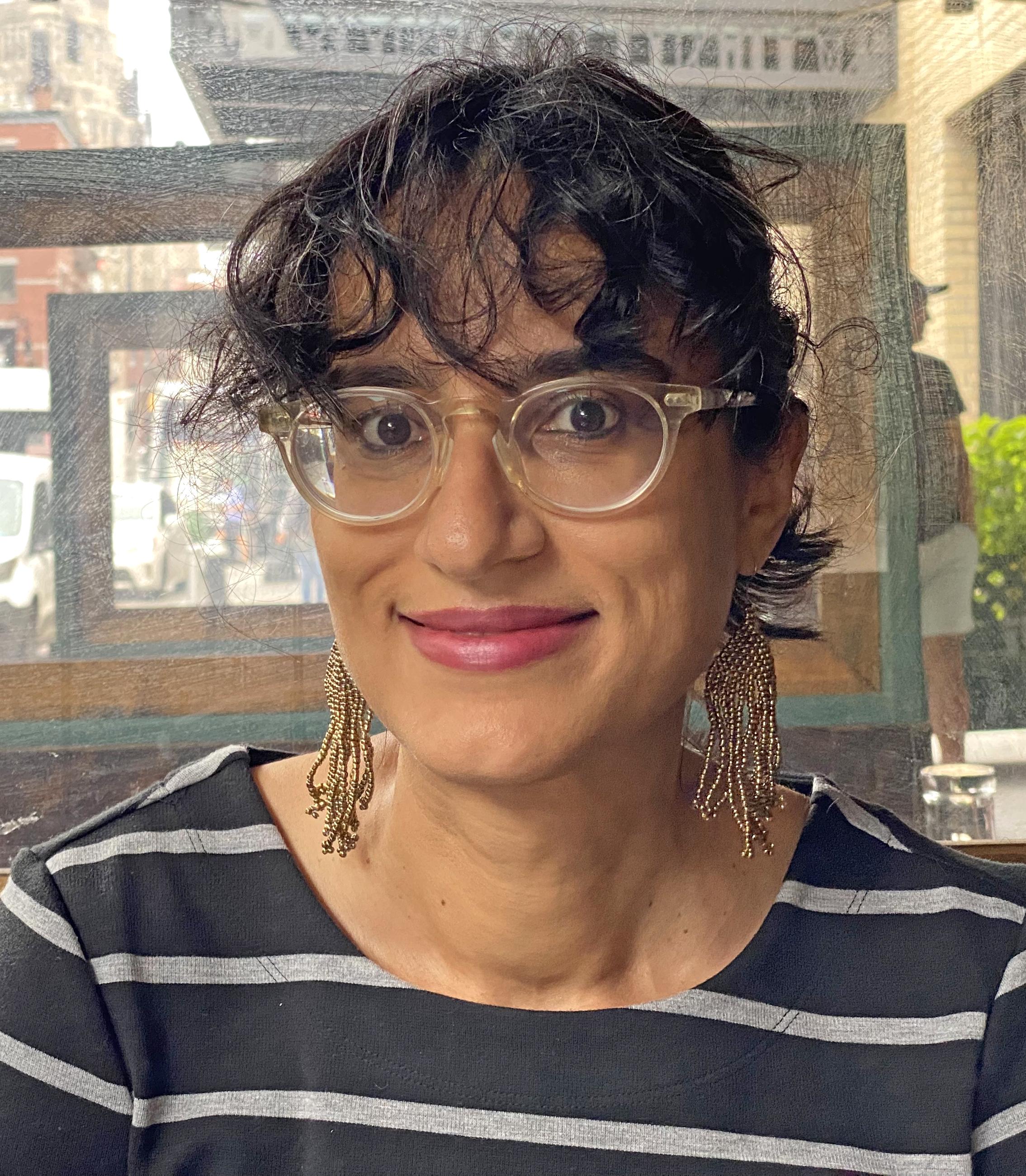 Shabnam Faruki